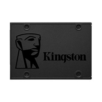 "Kingston A400 Series SATA 2.5"" Rev 3.0 120GB SSD Interne Harde Schijf"