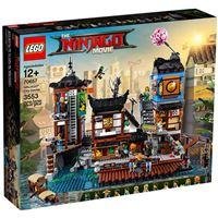 LEGO NINJAGO 70657 NINJAGO® CITY DOCKS