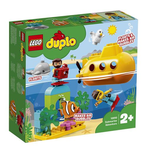 LEGO® DUPLO® Ma ville 10910 L'aventure en sous-marin