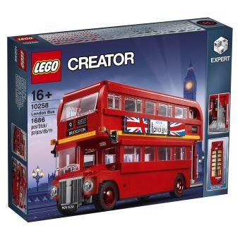 Lego Creator Expert 10258 Le Bus Londonien Lego Achat Prix Fnac