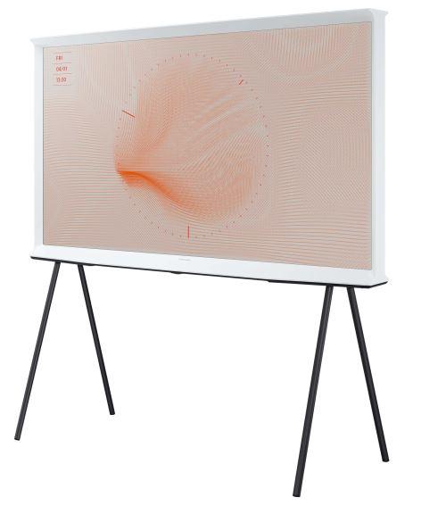 """Plus de détails TV Samsung The Serif 43LS01RA QLED UHD 4K Smart TV 43"""""""
