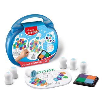 Maped Creativ Mon premier kit de tampons encreurs Loisirs créatifs enfants Premier Age