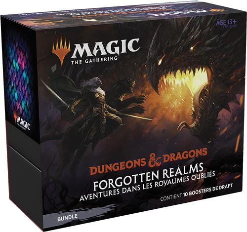 Bundle Magic The Gathering Forgotten Realms