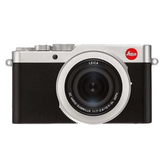 Leica D-Lux 7 Versie E Compact Camera Zilver