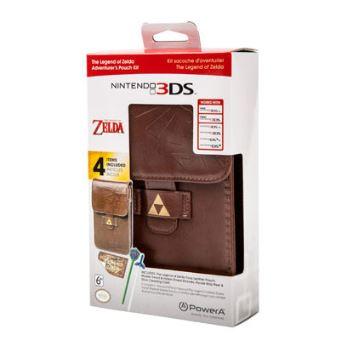 Kit de démarrage PowerA The Legend of Zelda pour Nintendo 3DS