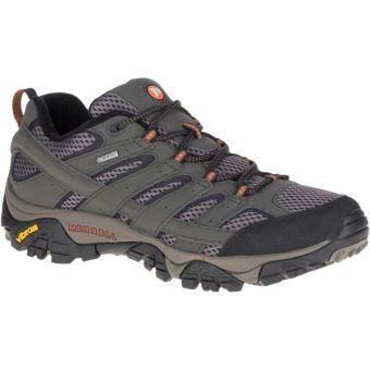 Chaussures de randonnée Merrell Moab 2 Gore Tex® Grises Taille 46 - Chaussures ou chaussons de sport - Equipements sportifs
