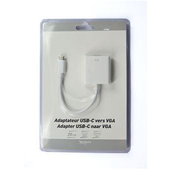 TEMIUM ADAPTER USBC/VGA