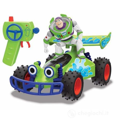 Véhicule radiocommandé Dickie Toy Story RC Buggy 1:24 Buzz