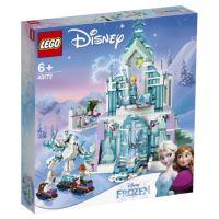 LEGO® Disney Frozen 43172 Le Palais des glaces magique d'Elsa