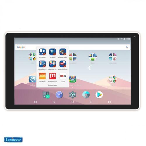 d7c4c609e3e90 Tablette ludo-éducative Lexibook LexiTab 10