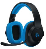 LGTC Casque Gaming Filaire Logitech G233 Prodigy Noir et Bleu