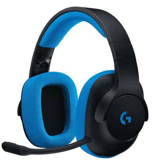 casque gamer logitech bleu 79 99