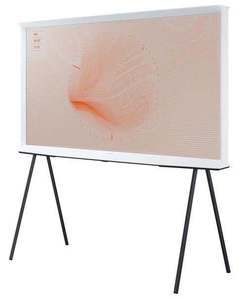 """Plus de détails TV Samsung The Serif 55LS01RA QLED UHD 4K Smart TV 55"""""""