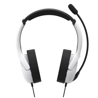 PDP CASQUE LVL40 WIRED PS4 BLANC