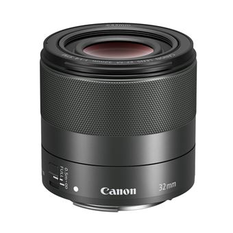 Objectif Canon EF-M 32 mm f/1.4 STM Noir