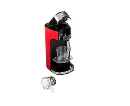 Théière électrique Senya Tea Time 1415 W Rouge et Noir