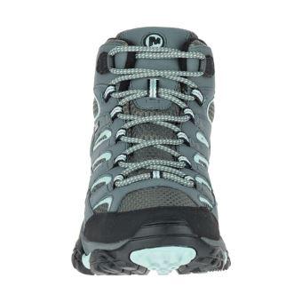 0958e41bc77 Chaussures de randonnée Femme Merrell Moab 2 Gore Tex® Vertes et Grises  Taille 38 - Chaussures ou chaussons de sport - Equipements sportifs