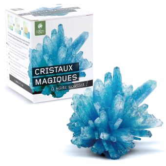 Kit Creacion de cristales Azul