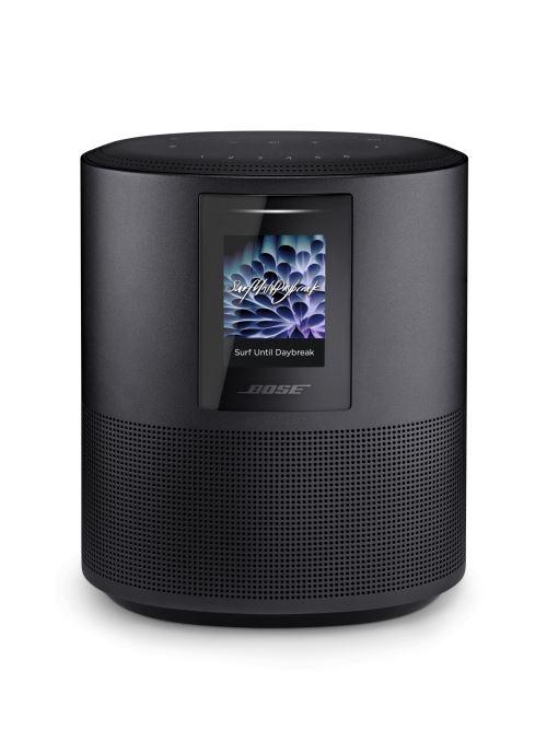 Enceinte Résidentielle Bluetooth et Wifi Bose Home Speaker 500 Noir avec assistants vocaux intégrés
