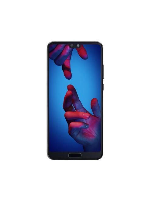 Smartphone Huawei P20 Double SIM 128 Go Noir