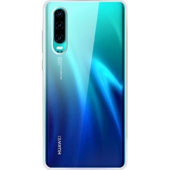 Coque Big Ben Connected Transparent pour Huawei P30 Lite