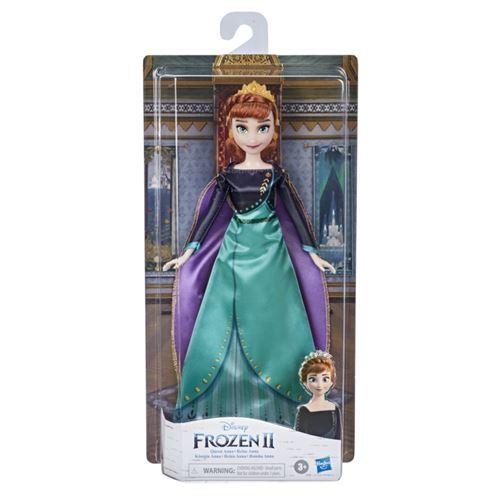 Poupée Disney Frozen La Reine des Neiges 2 Anna Reine