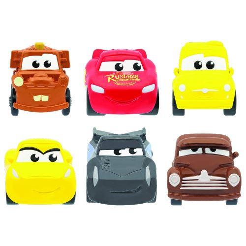 1 Capsule avec figurine Mash´Ems Cars 3 Serie 1