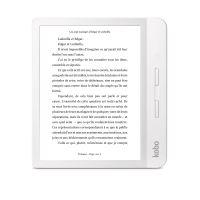 Liseuse numérique Kobo by Fnac – Kobo Libra H2O Blanc