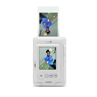 Fujifilm Instax Mini LiPlay instant Camera en Draagbare Printer Wit - Binnenkort Beschikbaar