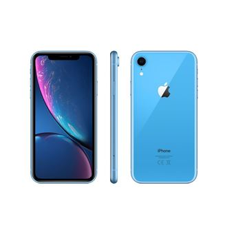 Photo de apple-iphone-xr-bleu-64-go