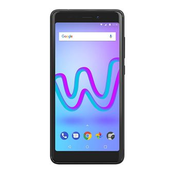 Smartphone Wiko Jerry 3 Double SIM 16 Go Anthracite