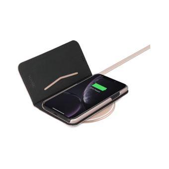 coque clapet magnétique 2-en-1 iphone x