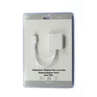 Adaptateur Temium DisplayPort vers VGA 0.2 m