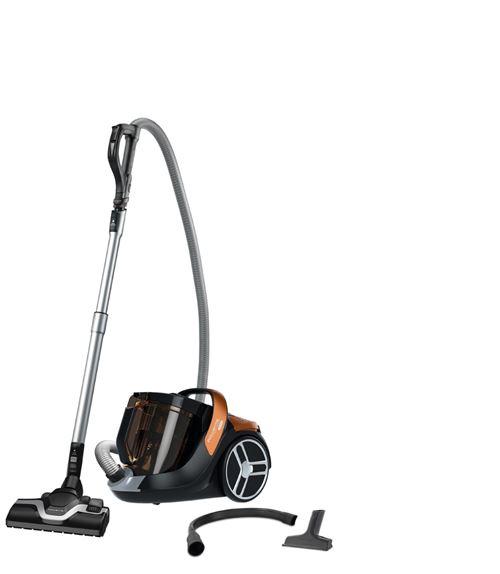 Aspirateur sans sac Rowenta RO7224EA X-Trem Power Cyclonic 550 W Orange et Noir