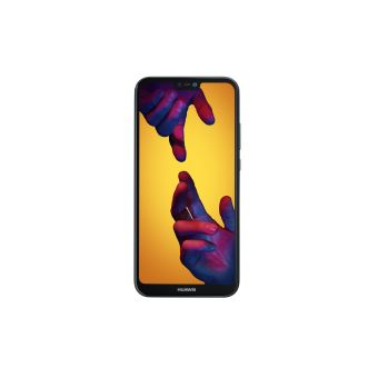 Smartphone Huawei P20 Lite Dubbele SIM 64 GB Zwart