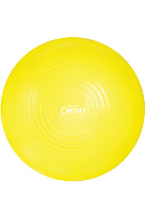 Ballon de posture Okoia Jaune