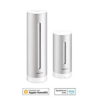 Persoonlijk weerstation voor iPad, iPhone, iPod Touch & Android Smartphones Netatmo
