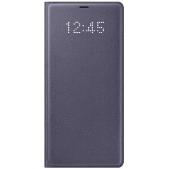SAMSUNG GALAXY NOTE 8 LED VIEW COVER VIOLET