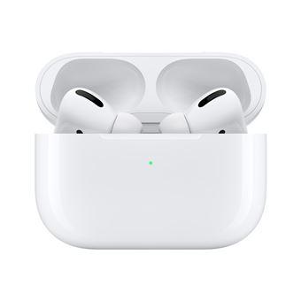 Apple Airpods Pro Blanc avec boîtier de charge Ecouteurs sans fil True Wireless
