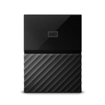 "WD MY PASSPORT 2.5"" USB 3.0 2TB BLACK"