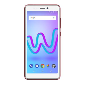 Smartphone Wiko Jerry 3 Double SIM 16 Go Rouge