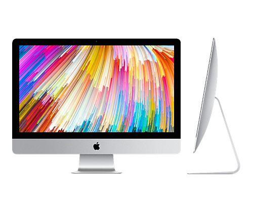 Apple iMac 27 Retina 5K 1 To Fusion Drive 8 Go RAM Intel Corei5 quadricur à 3,5GHz