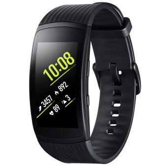 Bracelet connecté Samsung Gear Fit2 Pro Noir Taille S