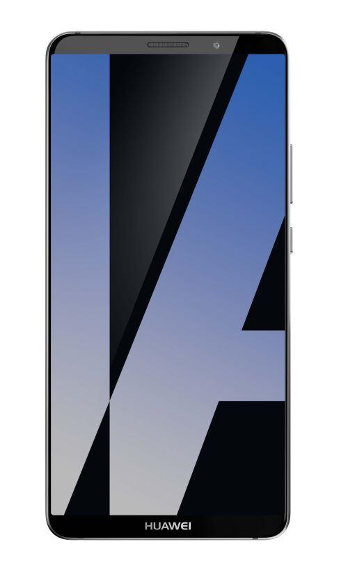 Smartphone Huawei Mate 10 Pro Double SIM 128 Go Gris