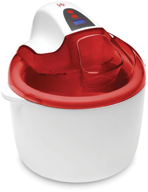 Sorbetière Frifri F9005 12 W Rouge et Blanc