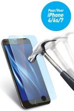 Verre trempé Temium pour iPhone 6, 6s et 7