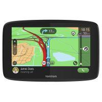"GPS TomTom Go Essential 6"" Cartographie Europe 49 pays et TomTom Traffic à vie, Wi-fi intégré"