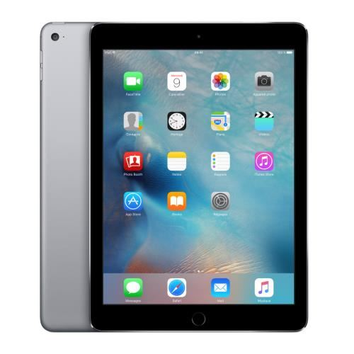 Apple iPad Air 2 64 Go Wifi Gris Sidéral 9,7 Reconditionné Grade A+