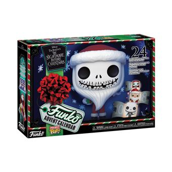 Calendrier de l'Avent Funko Pop The Nightmare Before Christmas