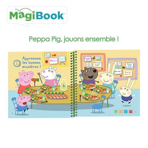 Livre Interactif Peppa Pig Vtech
